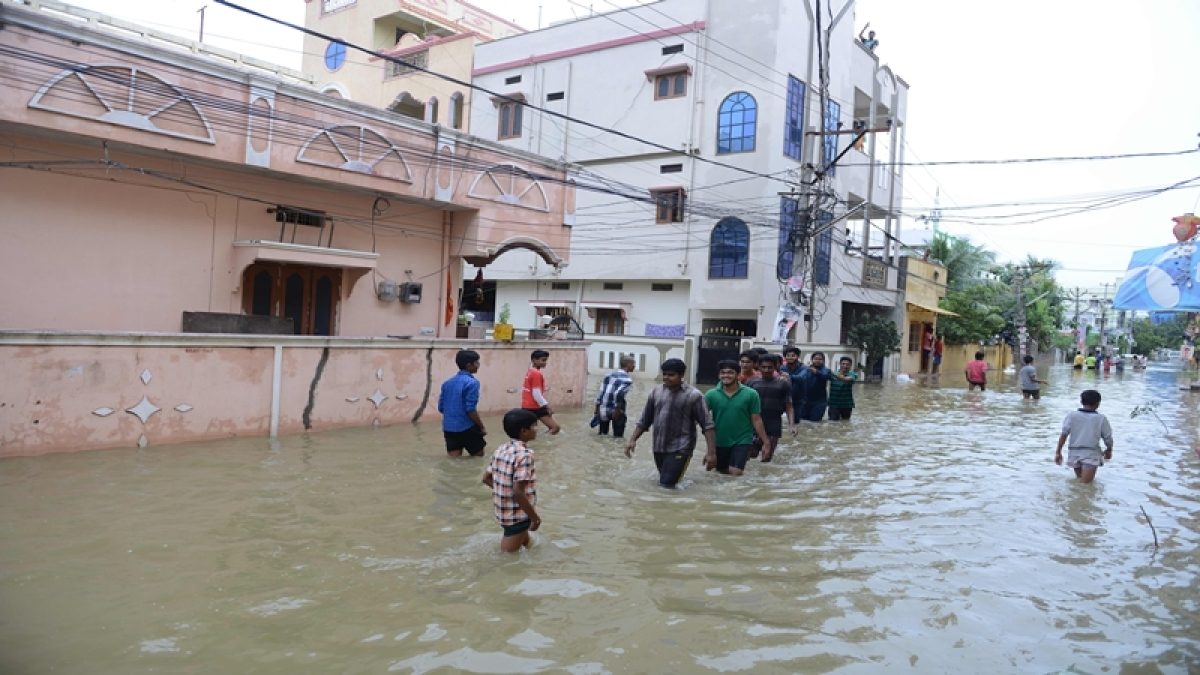 More in store: IMD issues 'red alert' for Pune, Satara, Sangli & Kolhapur for next 2 days