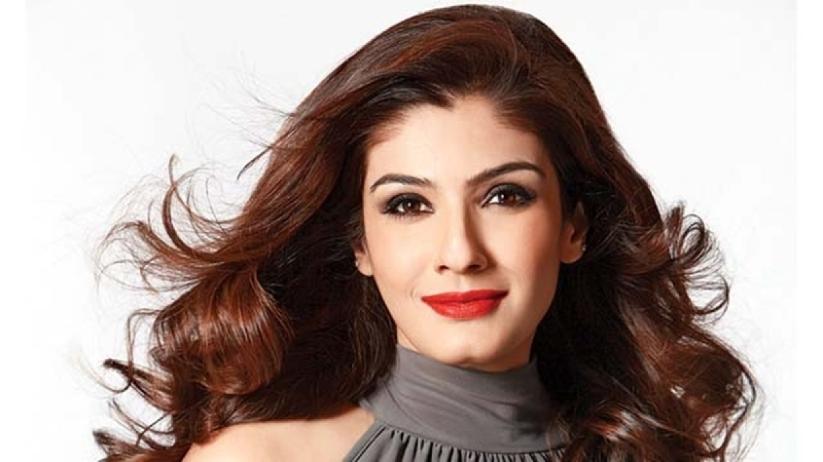 Being a celebrity isn't a piece of cake: Raveena Tandon