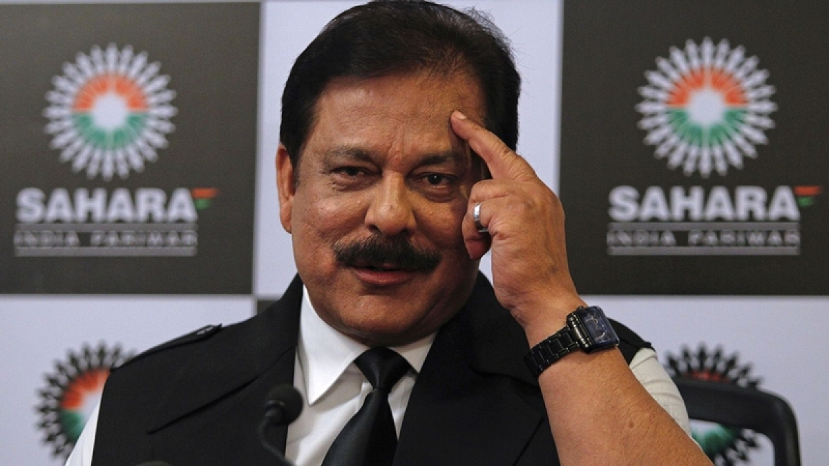 Supreme Court asks Sahara chief Subrata Roy to deposit Rs 1,500 crore by September 7