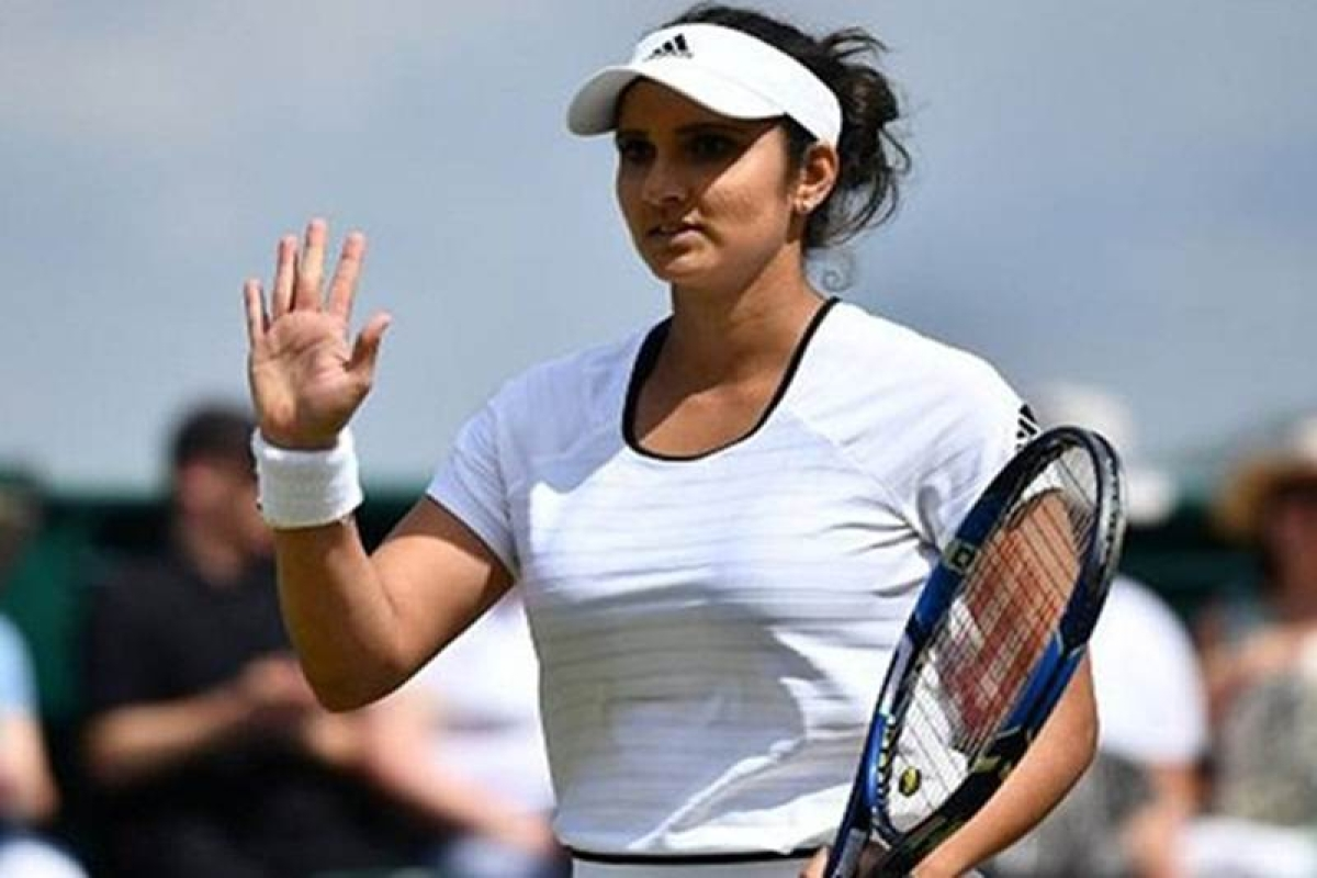 Fed Cup performance very encouraging , says Sania Mirza