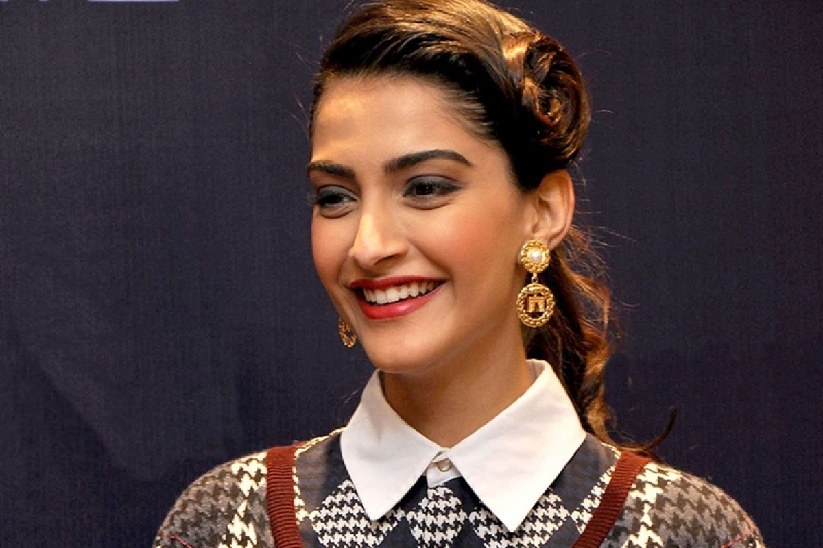 I believe in using my status for a good cause: Sonam Kapoor