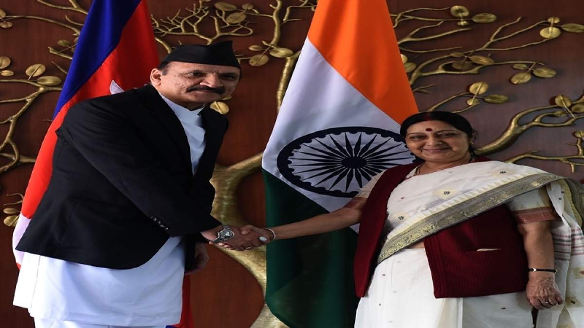 India, Nepal discuss issues of mutual interest