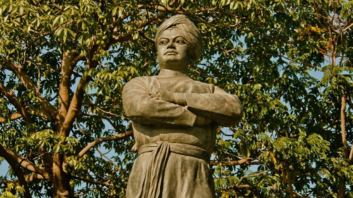 Bhopal: Minister officially inaugurates Swami Vivekanand theme