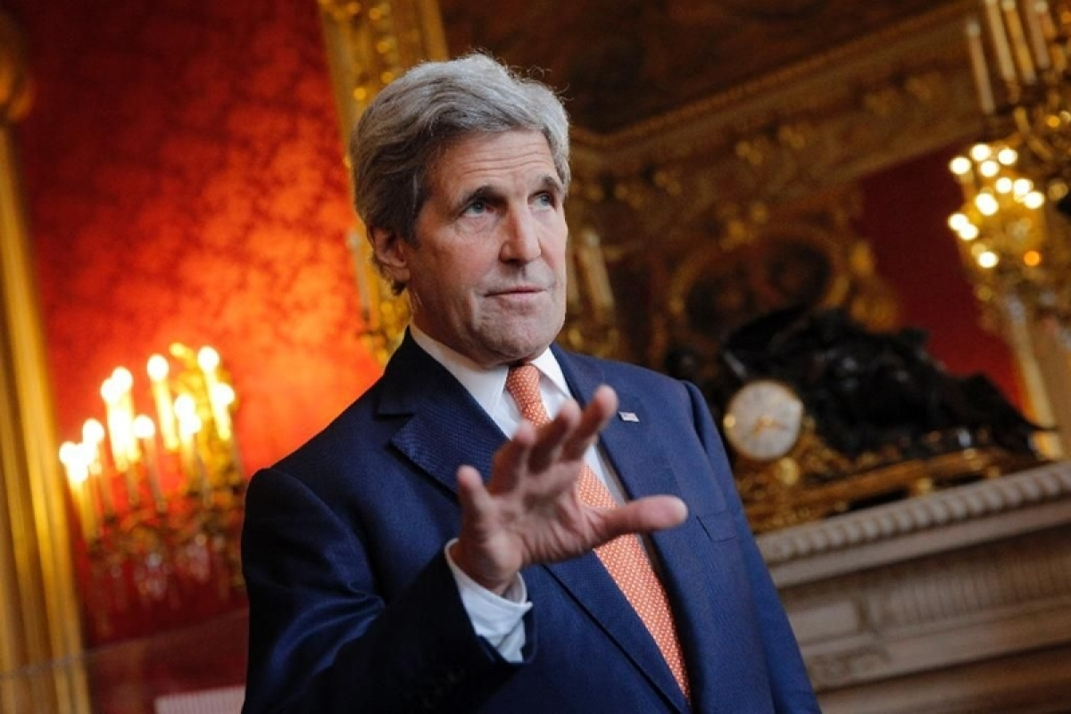 Kerry unveils US, Russia truce plan on Syria mess