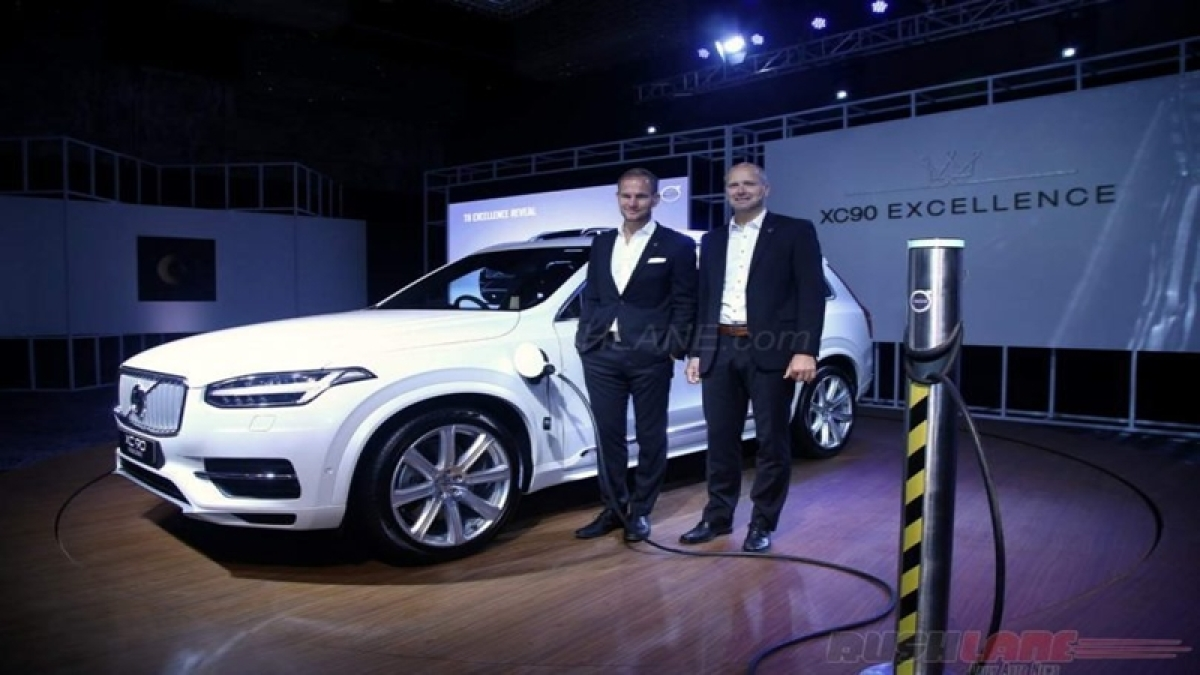 Volvo car prices revised in India, here is the new price list