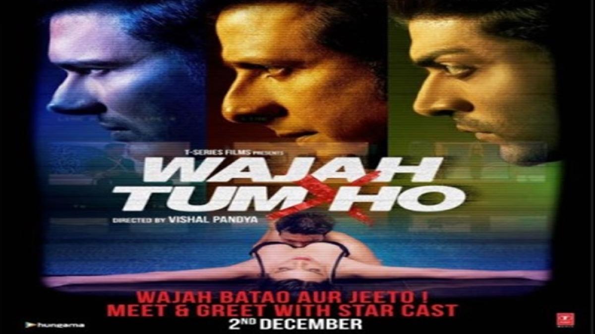 "Wajah Tum Ho's new romantic track ""Pal Pal Dil Ke Pass"" released"