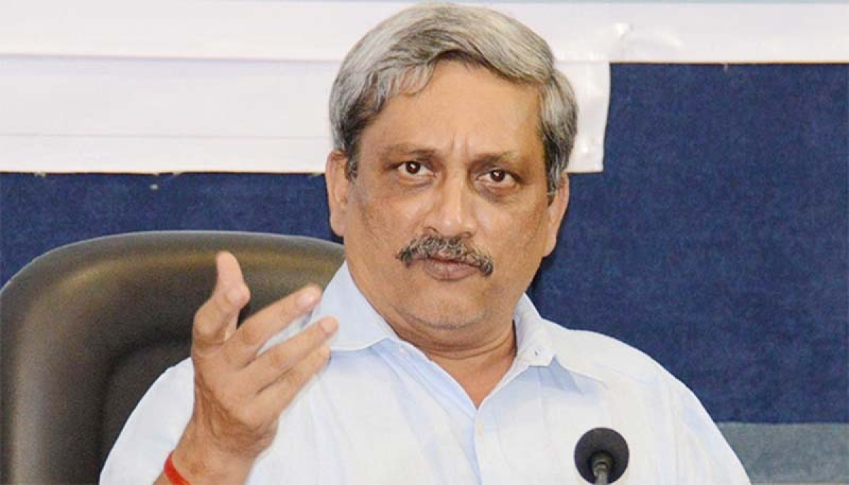 Ban, a security issue: Parrikar