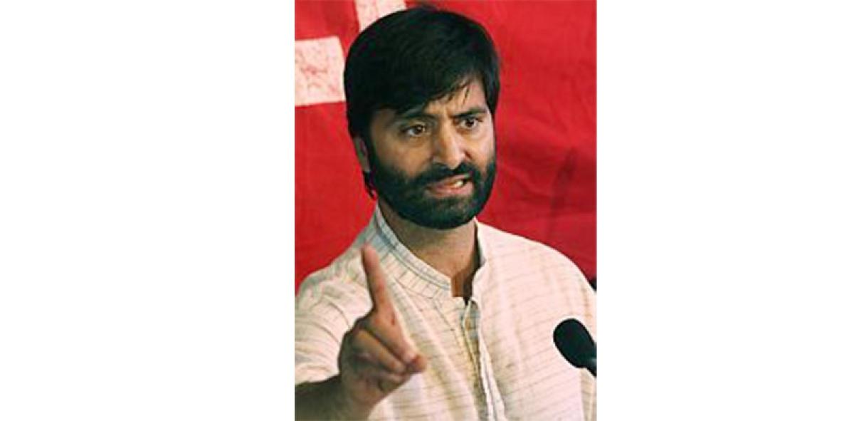 Agitation in Kashmir has no 'Pak' hand: JKLF chief