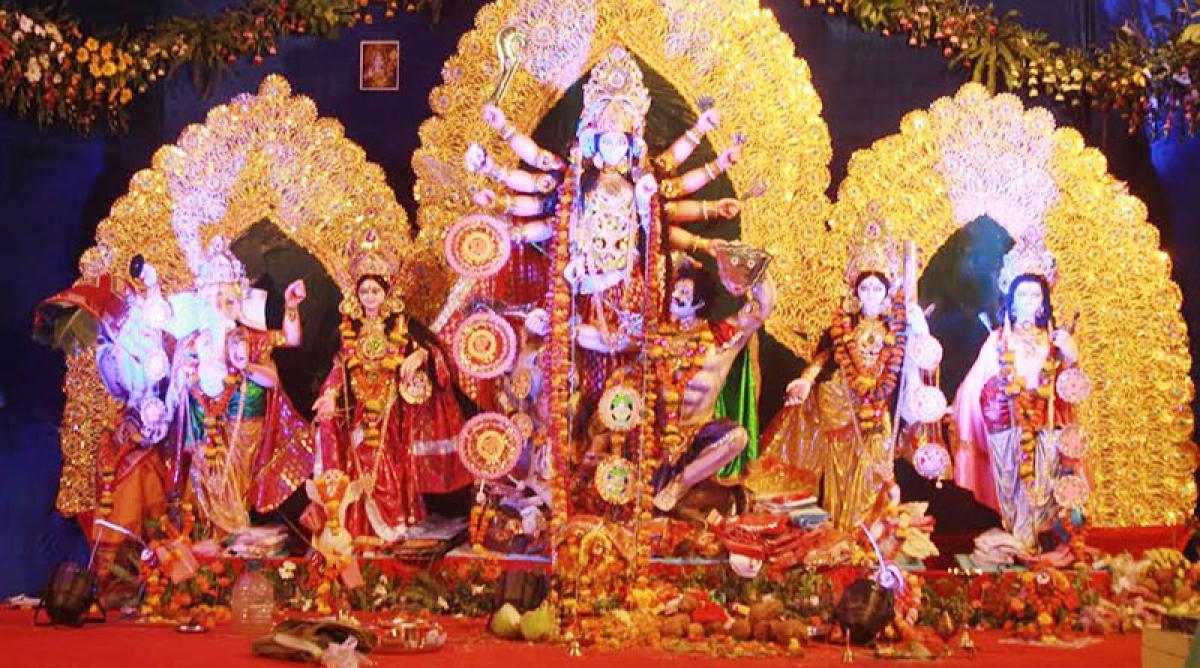 Durga Puja at Vasai starts today