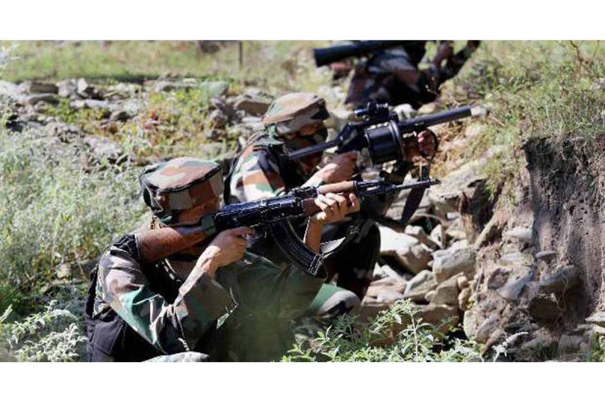 Indian Army destroys 4 Pakistani posts at LoC