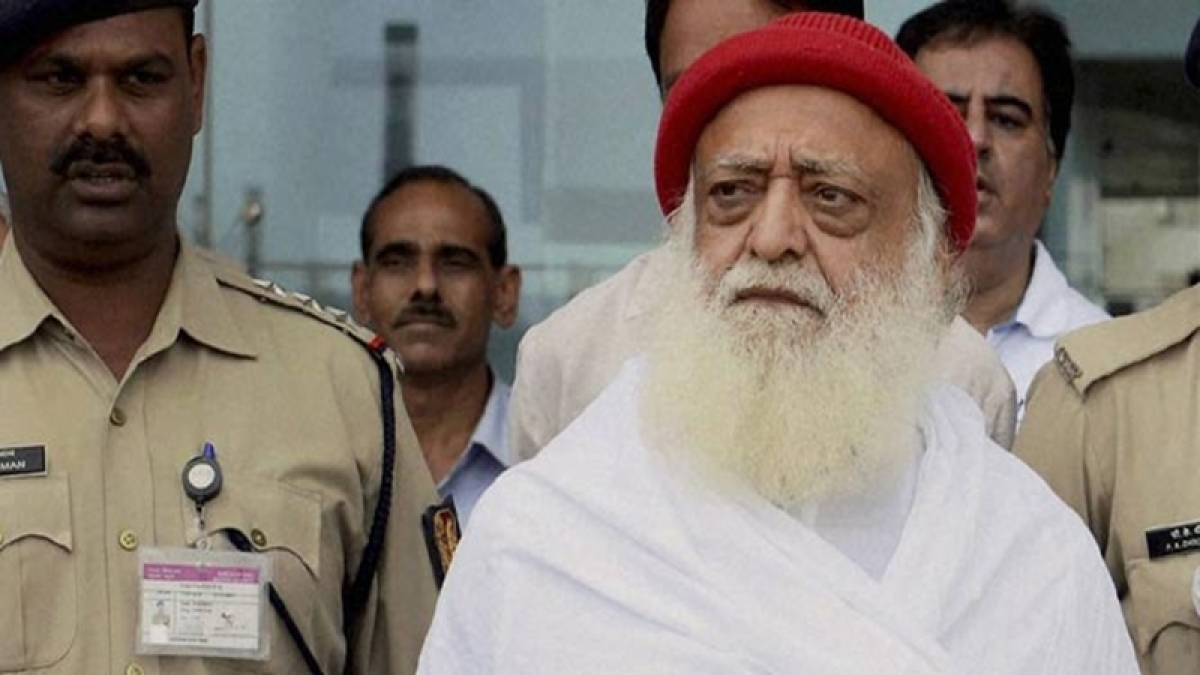 Asaram Bapu rape case: Supreme Court questions Gujarat government for slow trial