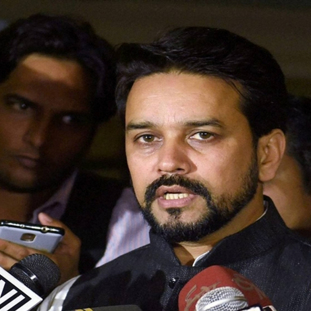 Interest of LIC policyholders will be protected: Anurag Thakur