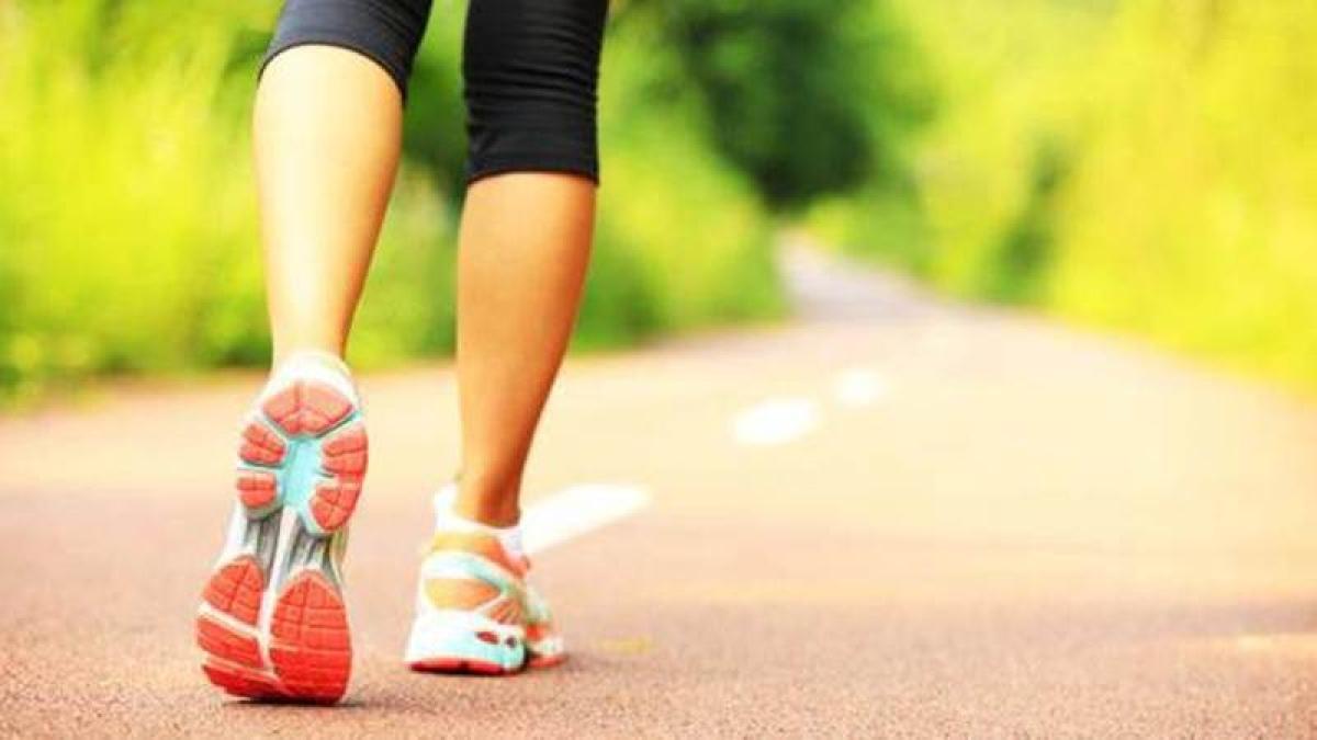 Brisk walk staves off disability in oldies