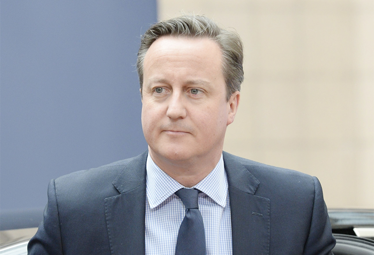 Cameron to take up 'unpaid' job at Citizen Service Trust