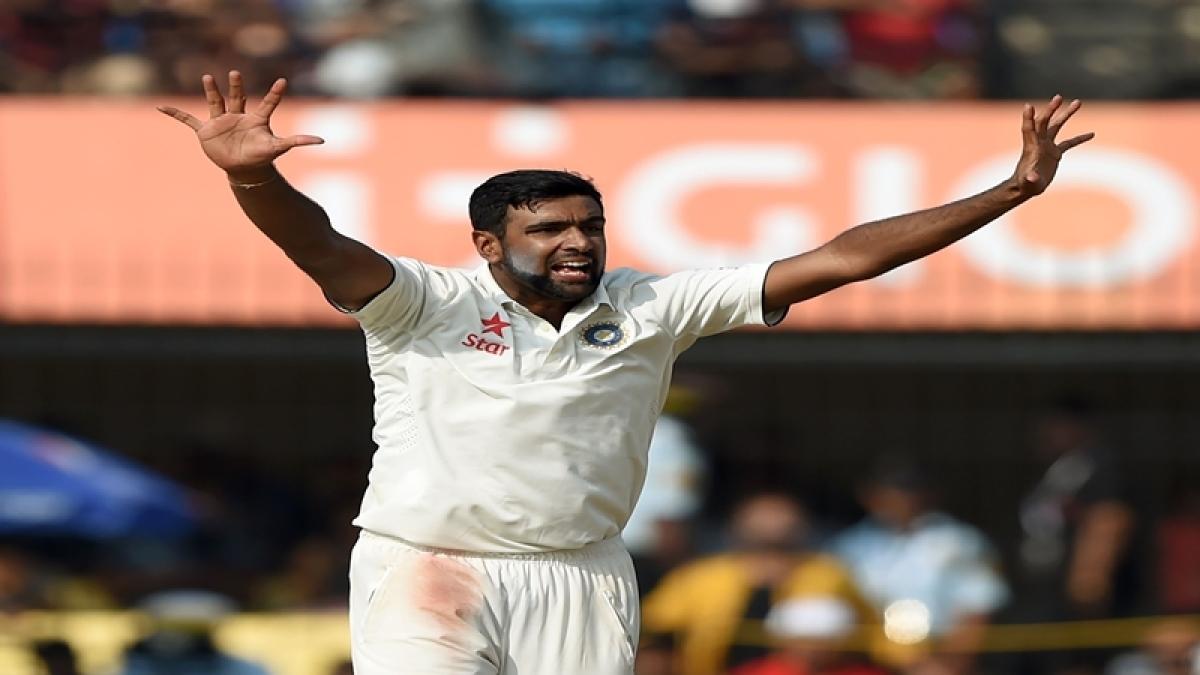 Indian cricket team and R Ashwin head ICC Test rankings