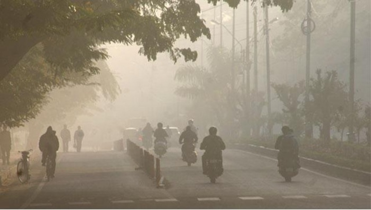 Winter round the corner; nights turn chilly in Bhopal city