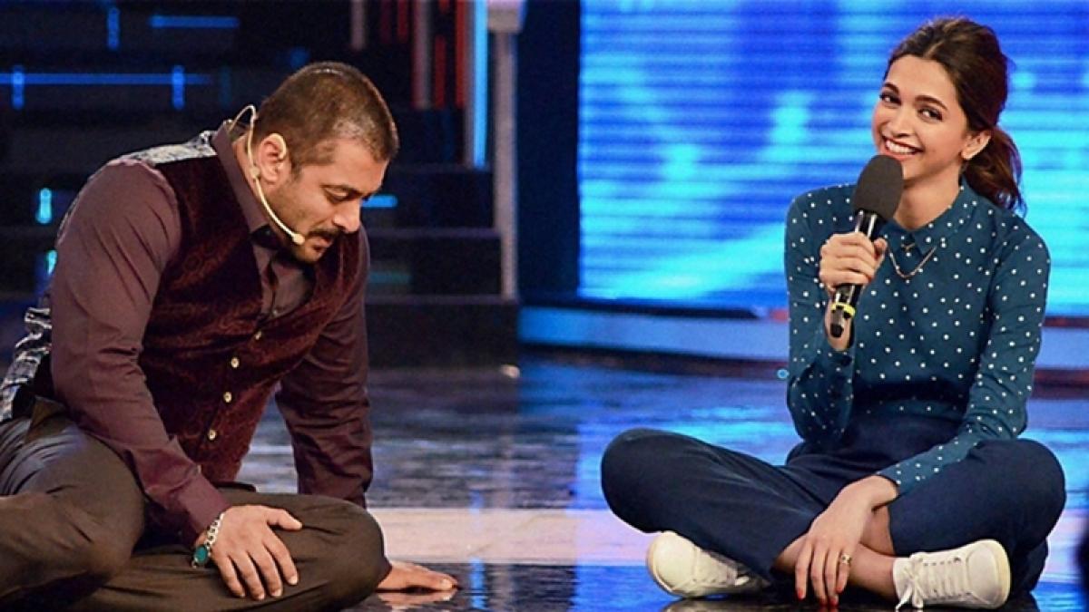 Deepika Padukone to join Salman Khan in 'Bigg Boss 10'