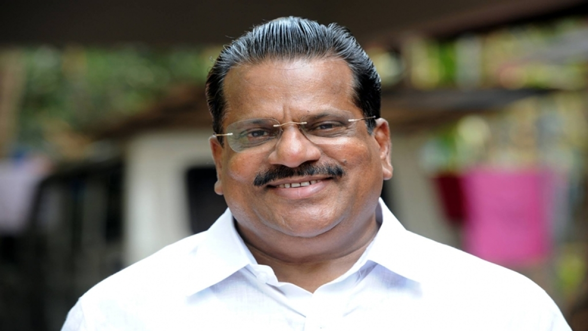 Kerala Industries Minister EP Jayarajan quit over nepotism charges