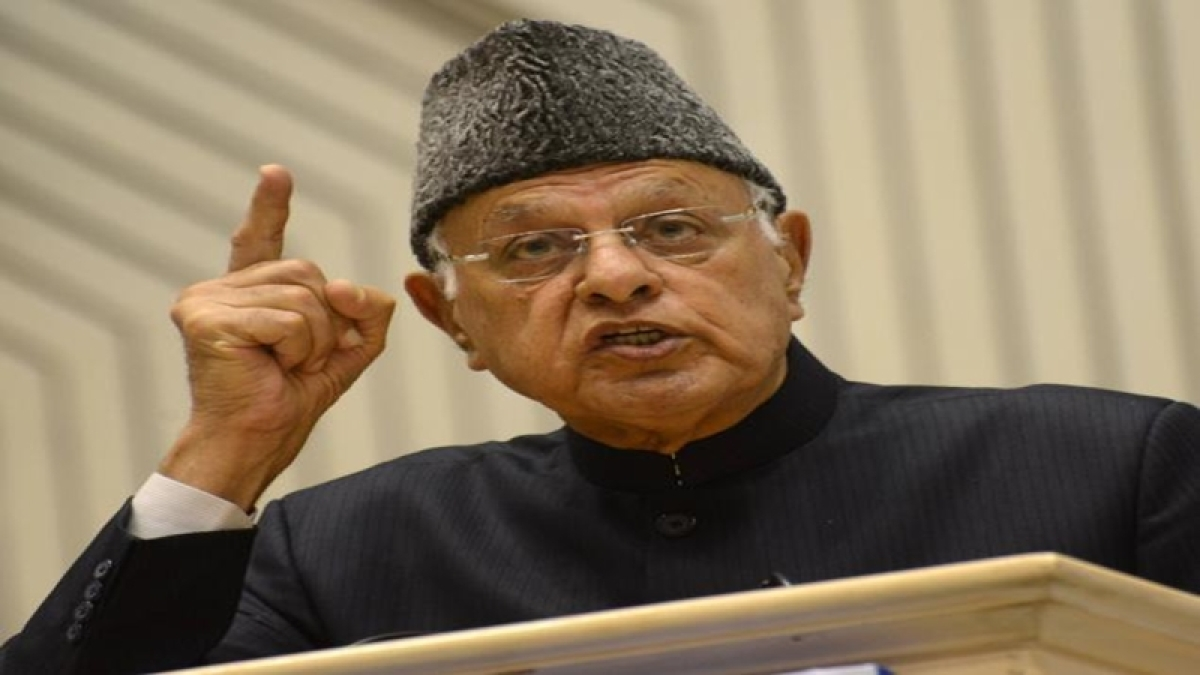 Farooq Abdullah calls meeting of opposition parties in Kashmir