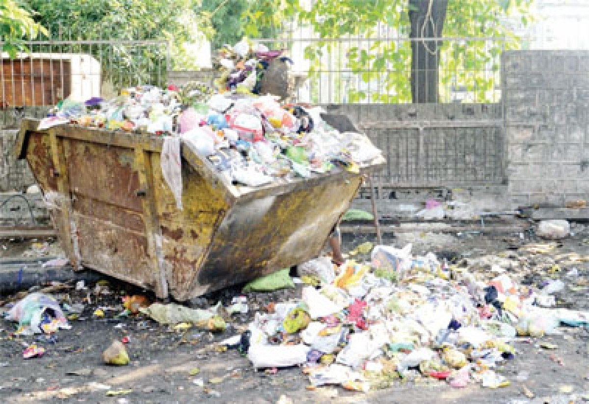 Bhopal: Religious places also victims of BMC apathy
