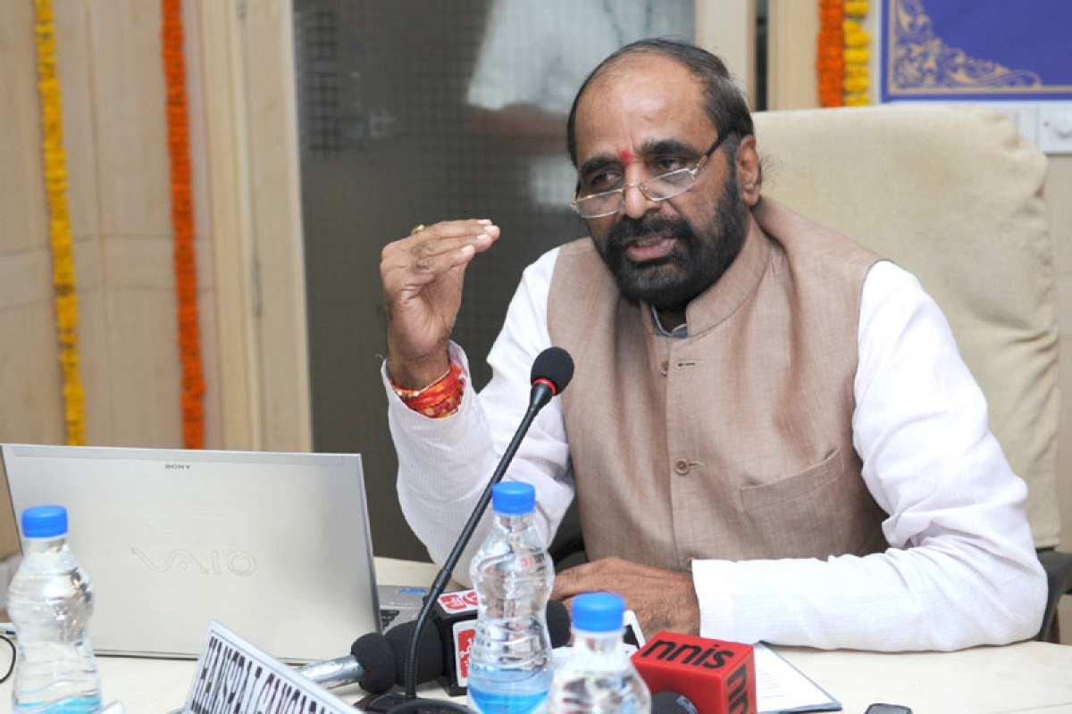 53 rape cases of foreigners registered in 2014-16: Union Minister Hansraj Gangaram Ahir