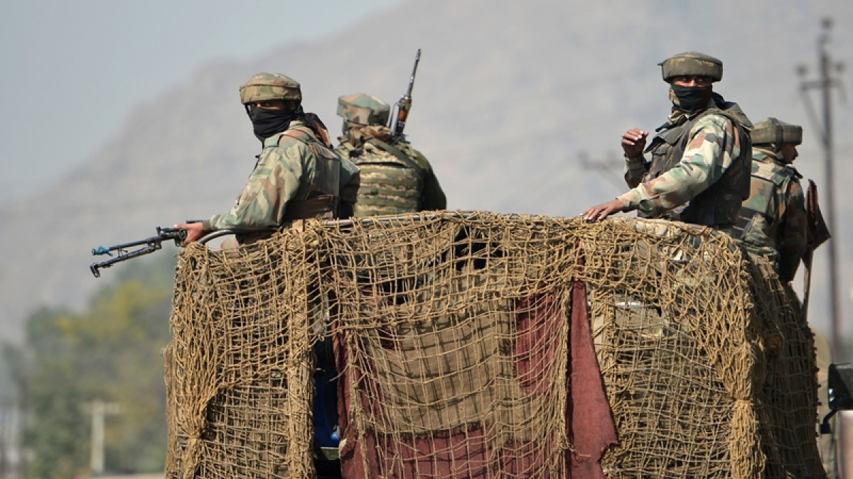 Infiltration bid foiled in Tangdhar near LoC