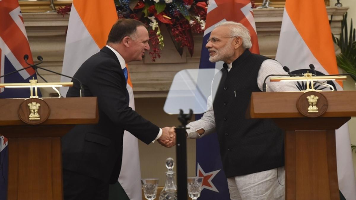 New Zealand to back India's NSG, UNSC membership bids