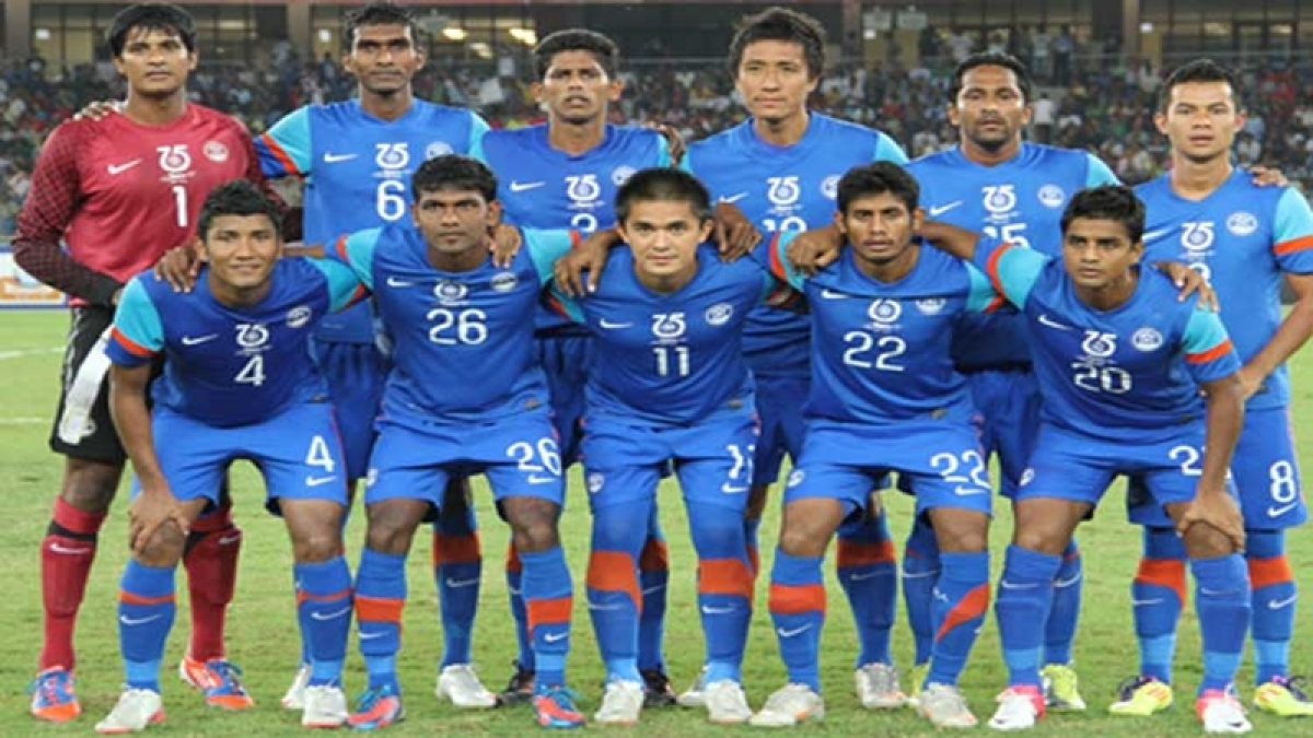 Indian football team rise to 101 in FIFA rankings, best-ever in two decades
