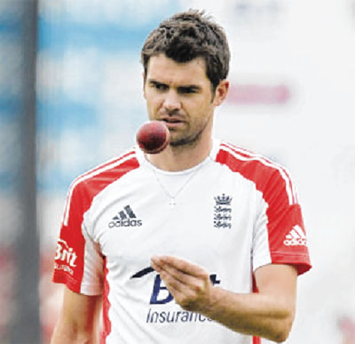 James Anderson to miss start of tour