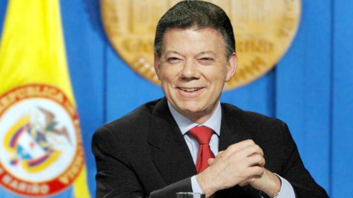 Juan Manuel Santos to donate Nobel prize money to conflict victims