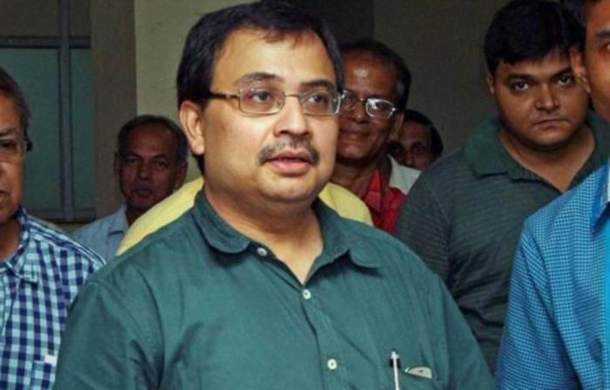 Saradha chit fund scam: Kunal Ghosh released from jail in Kolkata