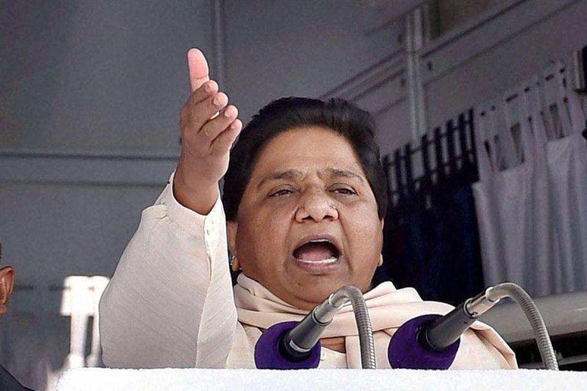 Stampede at mega rally in Lucknow BSP chief Mayawati : 3 killed