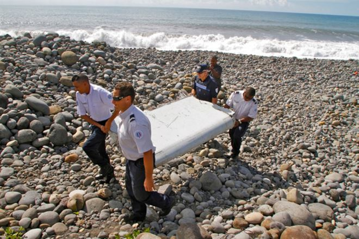 Wing part found in Mauritius confirmed to be part of MH370