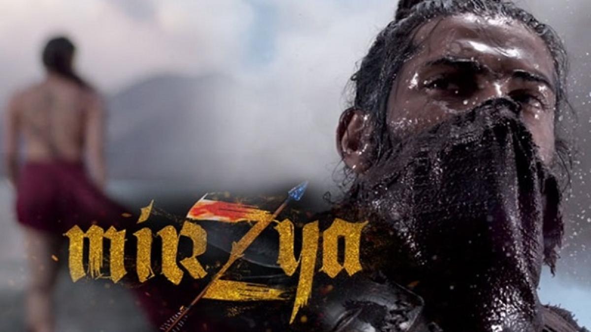 'Mirzya': Pretentious and uninspiring