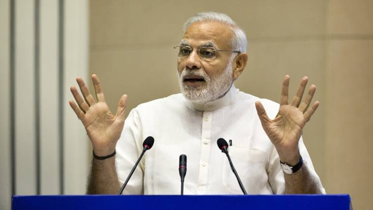PM Narendra Modi launches hub for entrepreneurs from SC/ST community