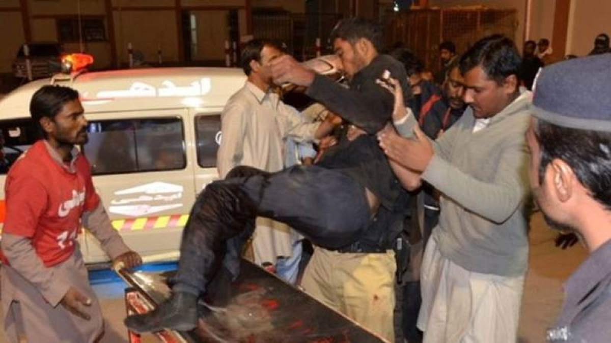 Quetta Attack: Assailants came from Afghanistan