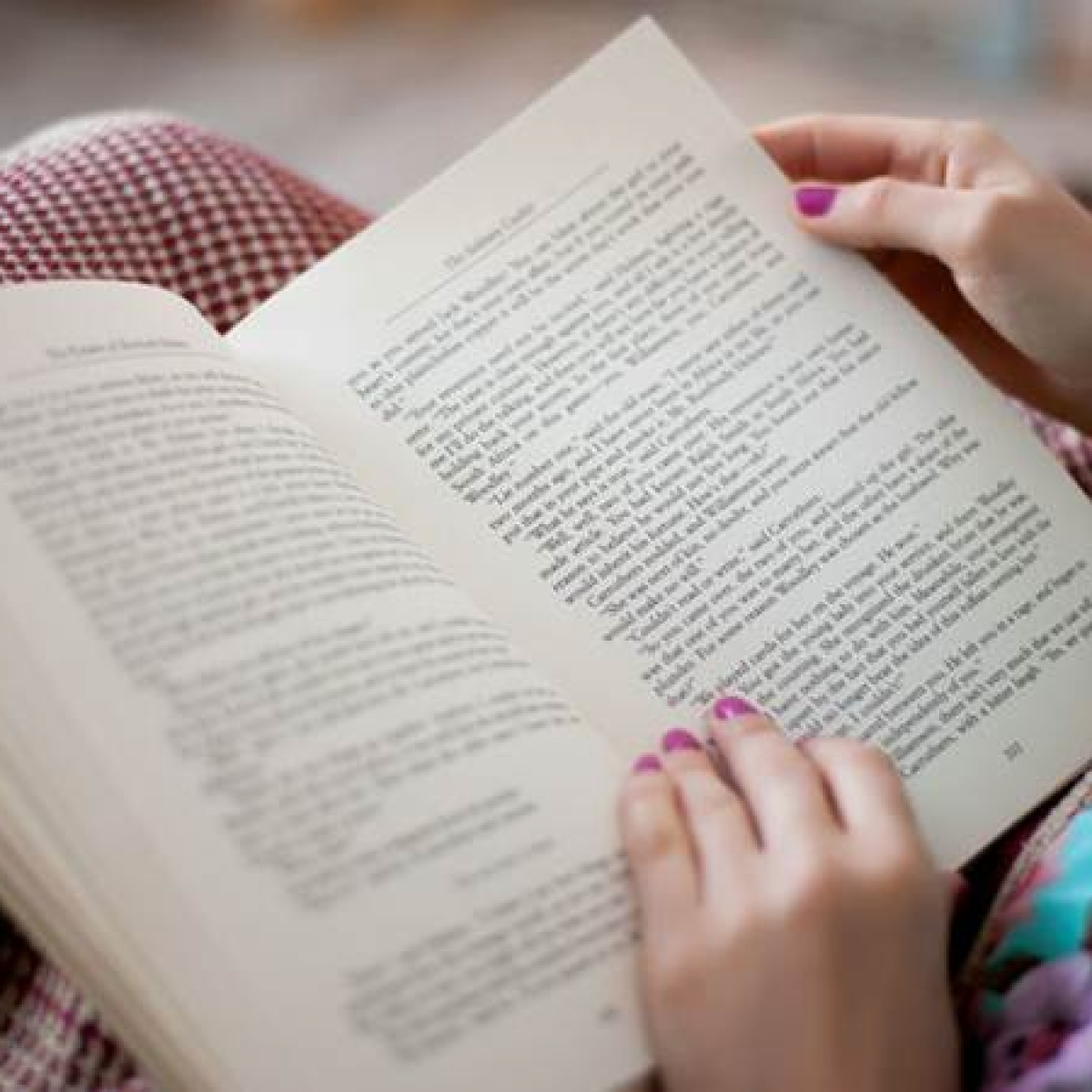 Benefit of reading a challenging book