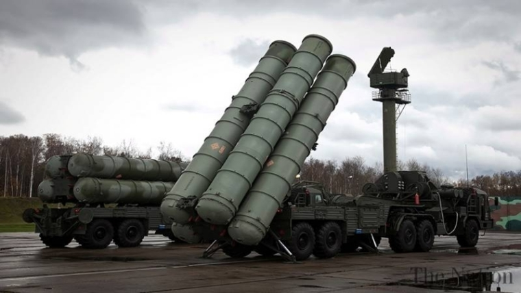 India to buy game changer S-400 air defence system from Russia