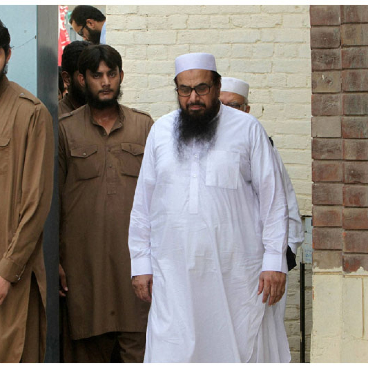 Hafiz Saeed challenges terror financing cases filed against him