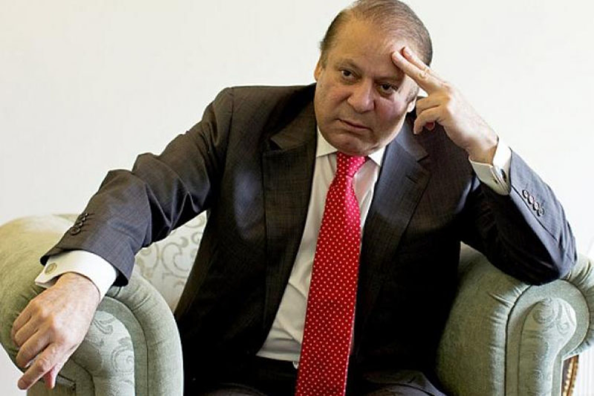Facing isolation, Nawaz Sharif declares war on terror