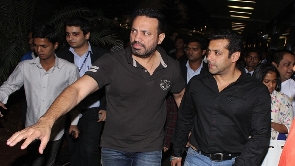 Salman Khan's bodyguard Shera booked for assault charges in Mumbai