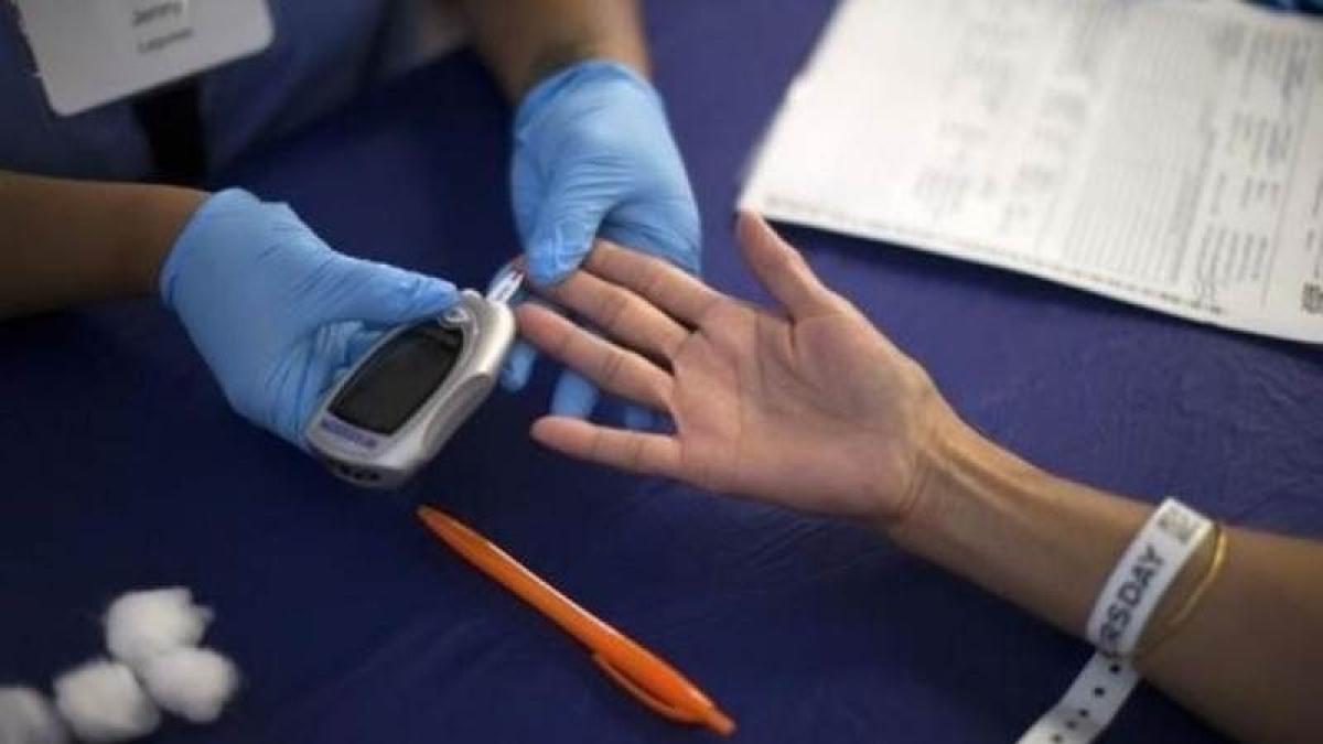 State in the grip of diabetes mellitus