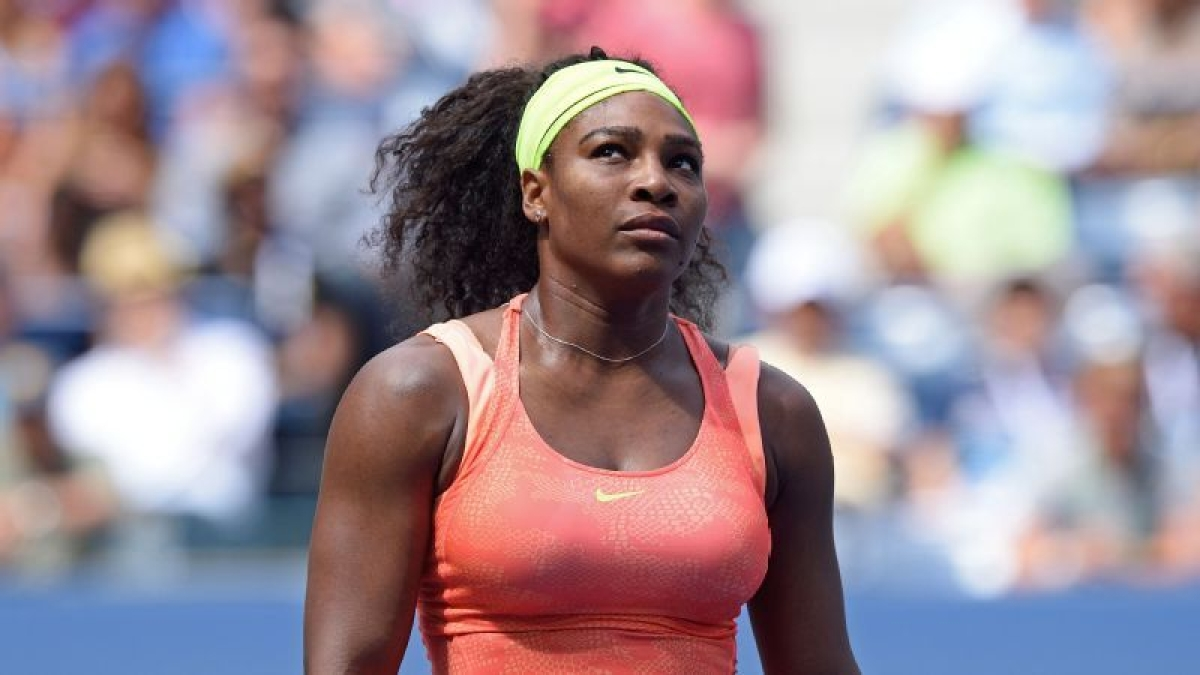 Serena Williams suffering from postpartum emotions while dealing with family life and tennis