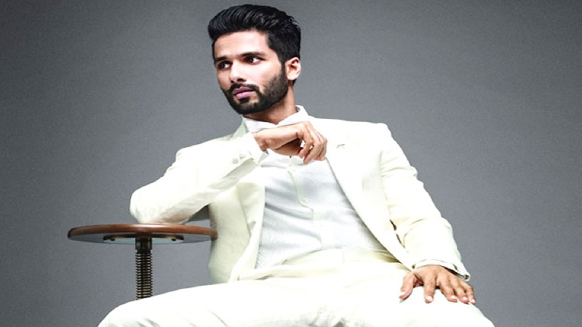 The heart and intent of `Padmavati` is good: Shahid Kapoor