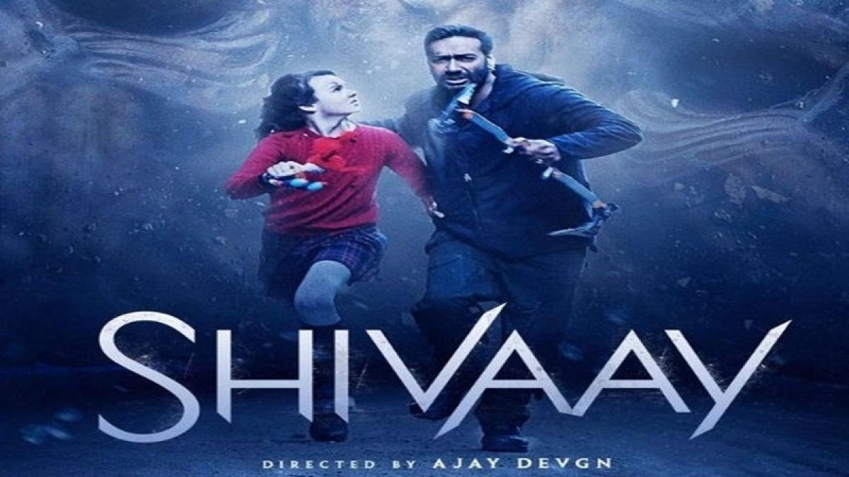Shivaay Trailer 2: Ajay Devgn impressive as father, action hero