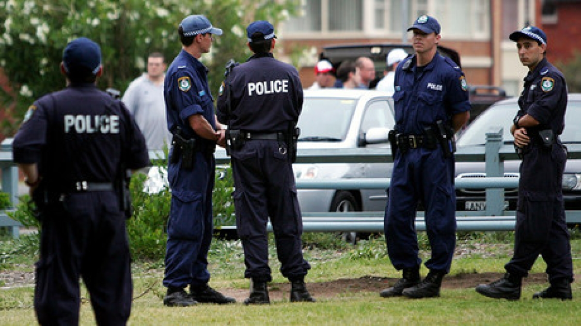 Two Sydney teens charged with planning Islamic State attack