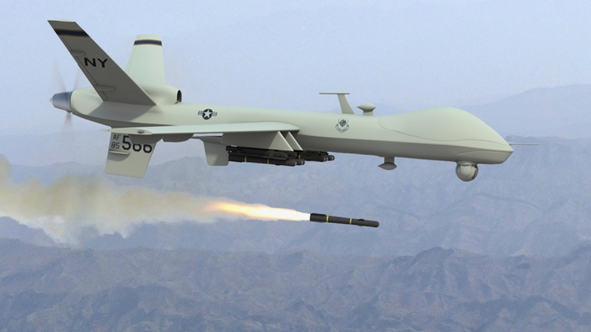 Saudi Arabia intercepts two Yemen rebel drones