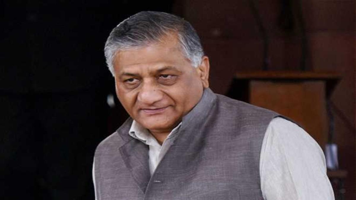 ED questions V K Singh over loan default case