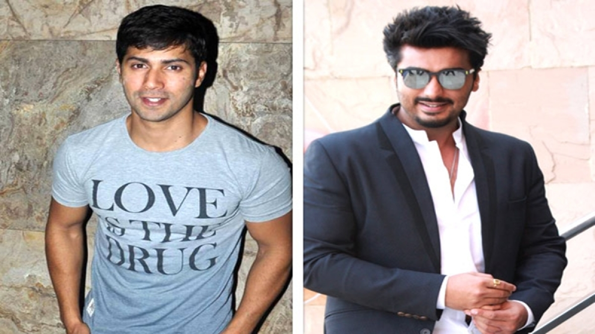 Varun Dhawan and Arjun Kapoor come together for Karan Johar
