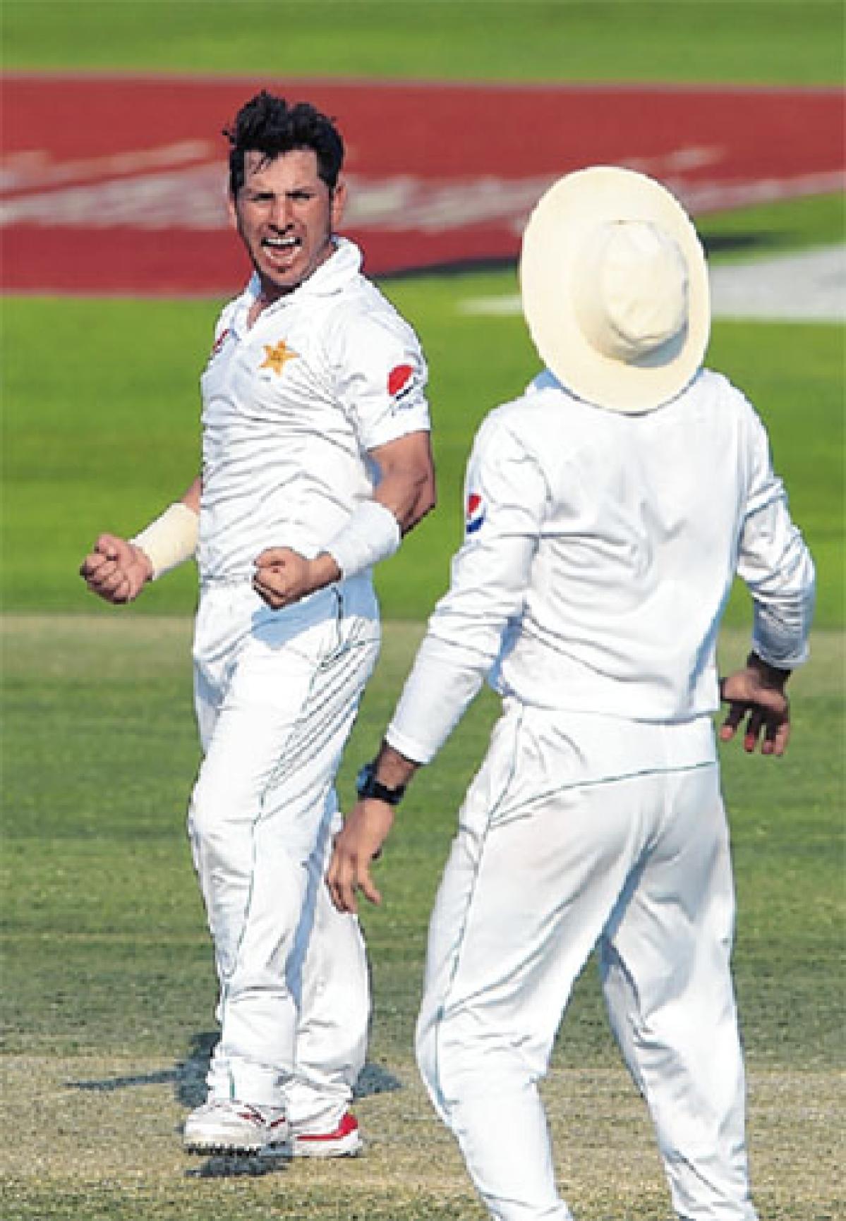 Pakistan sniff series win in Abu Dhabi